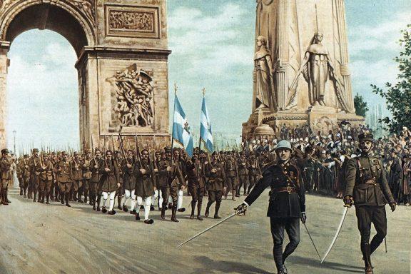 Las guerras han dañado Europa en el siglo pasado